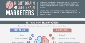 Right vs Left Brain marketers