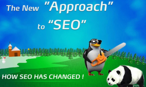 The new approach to SEO