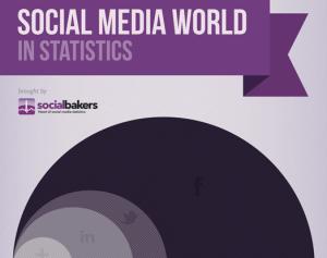 3.Social Media World in Statistics