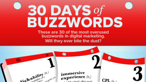 30 of the Most Overused Buzzwords in Digital Marketing
